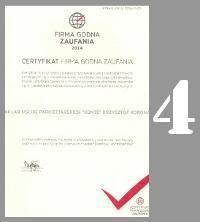 certyfikat podłogi
